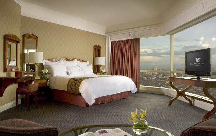 Hotel_JW_Marriott_Surabaya_kamar_tidur