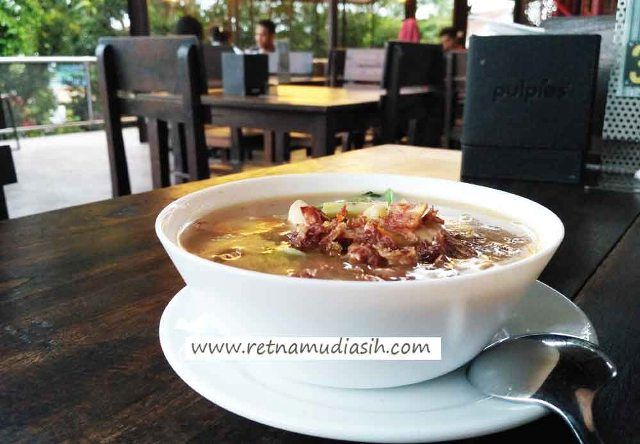 Daftar Harga Menu Ling-Lung Cafe Jogja