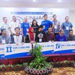 """Diadakan di Yogyakarta, Sprint Coding dengan Tema """"Developing Favoured Digital Banking Product"""" Mewarnai Rangkaian Finhacks Codescape 2017"""