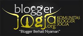 Banner Komunitas Blogger Jogja Berhati Nyaman