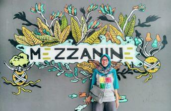 Mezzanine Eatery and Coffee Jogja Menu dan Tempat