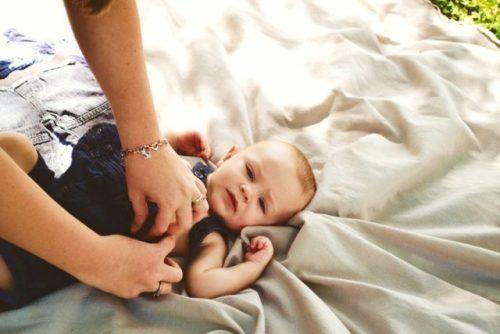 gejala tipes pada bayi dan anak