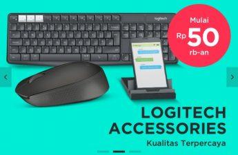 Aksesoris Komputer dan Laptop Dengan Harga Murah di Jakmall