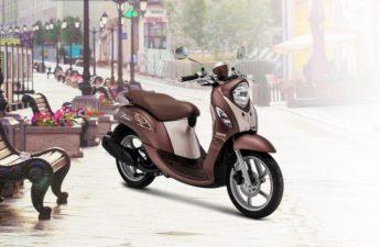 Sepeda Motor Yamaha Matic Terbaru dan Harganya