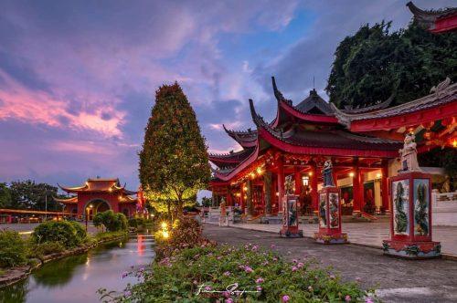 Klenteng Sam Po Kong Semarang