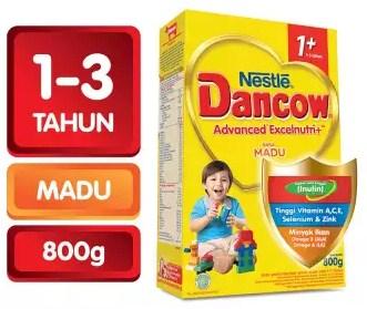 Dancow Susu Formula Terbaik