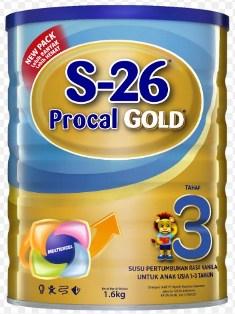 s-26 procal gold susu terbaik