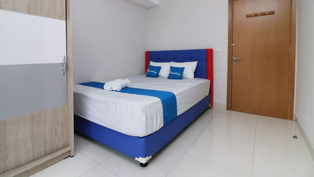 bedroom co-living yukstay