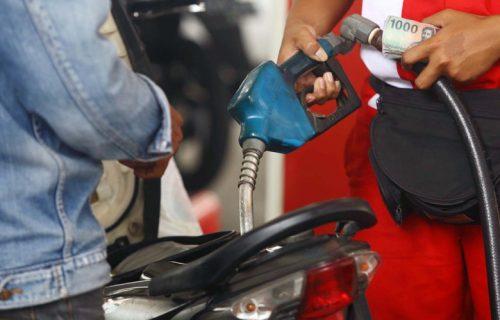 gunakan bensin berkualitas