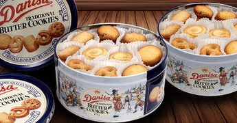 Danisa Chocolate Filled Cookies Recipe