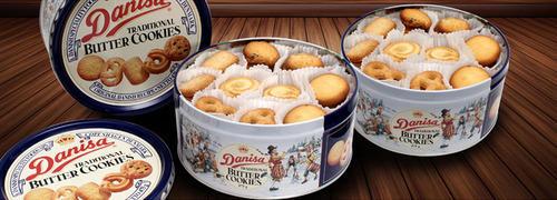 Danisa Chocolate Filled Cookies Recipe