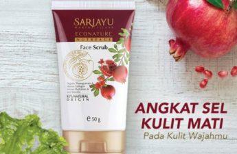 sariayu-econature-face-scrub1
