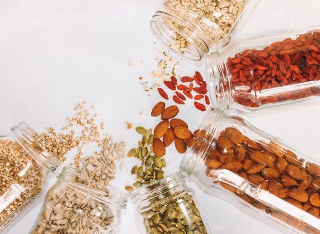 Sumber Protein Nabati Dapat Diperoleh Dari Makanan Berikut